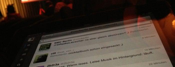 Social Media Club Berlin is one of Posti che sono piaciuti a Marco.