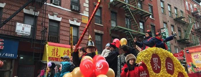 Manhattan Chinatown Pharmacy is one of NewYork been2.