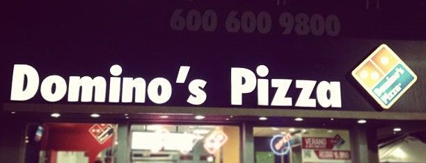 Domino's Pizza is one of Restaurantes, Bares, Cafeterías y Mundo Gourmet.