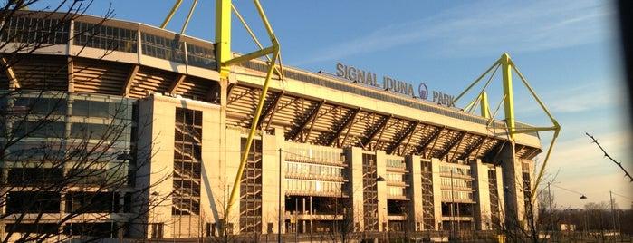 ジグナル・イドゥナ・パルク is one of Stadiums.