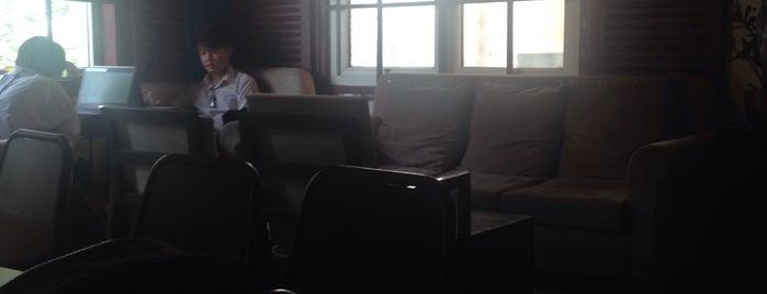 The Morning Cafe is one of สถานที่ที่บันทึกไว้ของ Verbalicious.