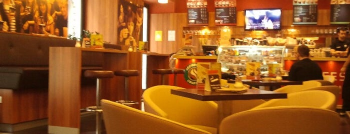 Coffeeshop Company is one of Kafe-barovi Beograda.