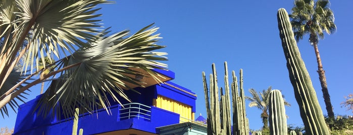 Majorelle Gardens is one of Emreさんのお気に入りスポット.
