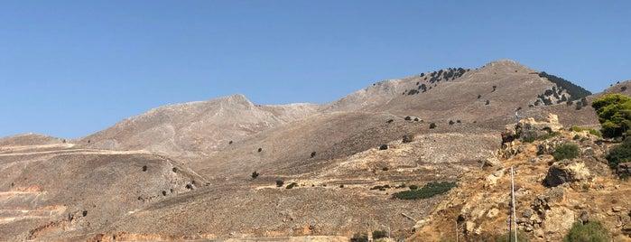 Chora Sfakion is one of Crete.