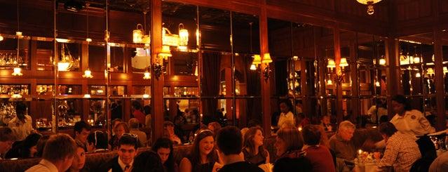Café Intermezzo is one of 7 Spots for Late-Night Atlanta Fun.