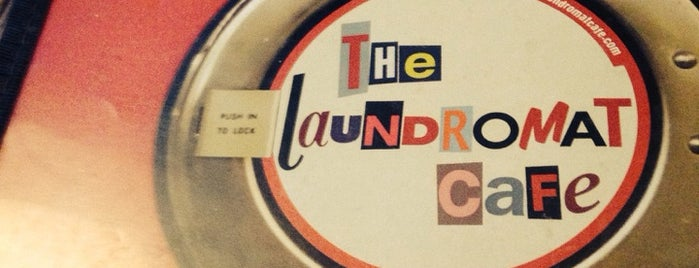 The Laundromat Café is one of Islandia 2014.