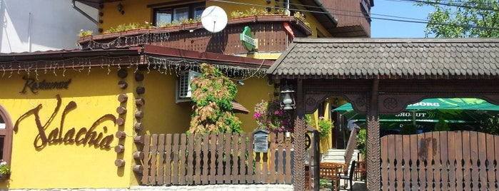 Valachia is one of Great restaurants & cafes in Cluj.
