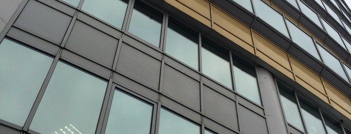БЦ «Мосэнка Парк Тауэрс» is one of Офисы, в которых можно подписаться на фрукты (ч.2).