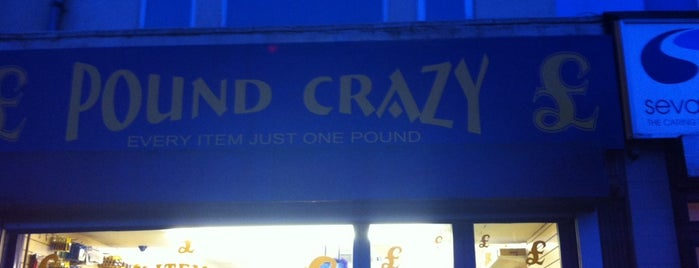 Pound Crazy is one of Falcon 님이 좋아한 장소.