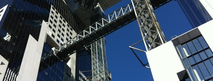 Umeda Sky Building is one of Osaka, JP.