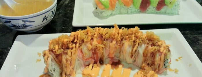 Tomodachi Sushi Bar And Restaurant is one of Ca.