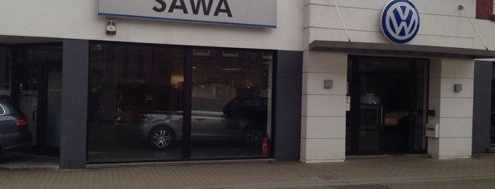 Sawa is one of Jean-Françoisさんのお気に入りスポット.