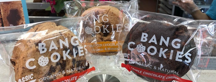 Bang Cookies is one of Karen 님이 좋아한 장소.