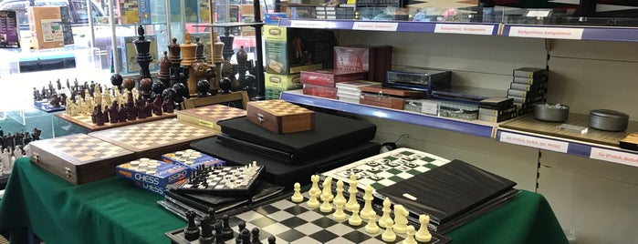 The Chess Shop is one of Karen 님이 좋아한 장소.
