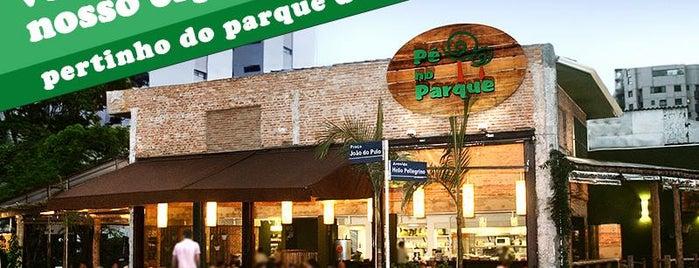 Pé no Parque is one of SP Café da Manhã.