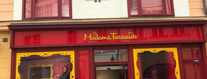 Madame Tussauds Prague is one of Gespeicherte Orte von Erdem.