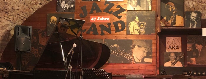 jazzland is one of Vienna bars and easy eats.