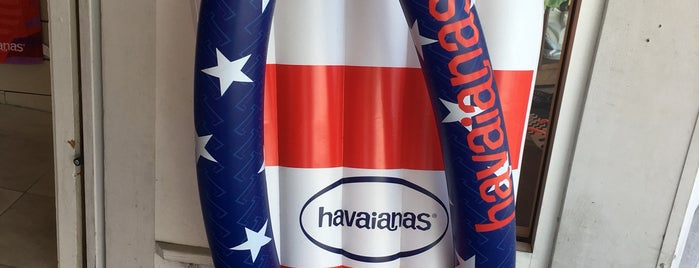 Havaianas is one of Key West.
