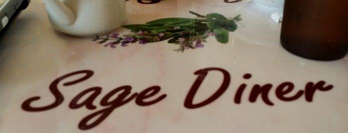 Sage Diner is one of Kathleen'in Beğendiği Mekanlar.