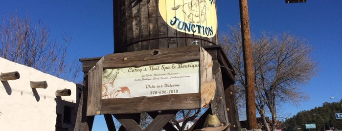 Wild West Junction is one of Route 66 Roadtrip.