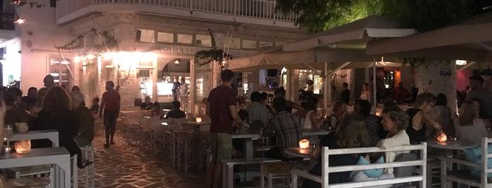 Lime Bar antiparos is one of Orte, die քℴuքée® gefallen.