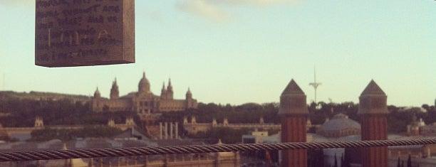 Cúpula de les Arenes is one of Barcelona Essentials.