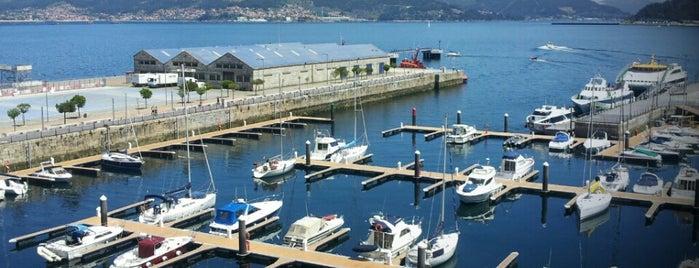 Porto de Vigo is one of Luisさんのお気に入りスポット.