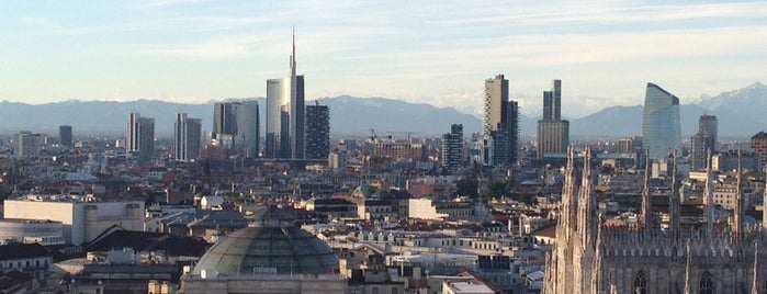 Terrazza Martini is one of MILANO EAT & SHOP.