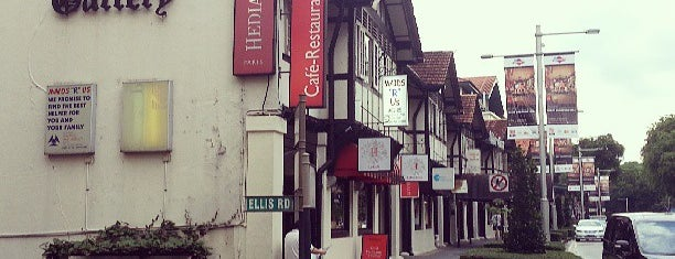 Tudor Court Shopping Gallery is one of Mark's Liked Places.