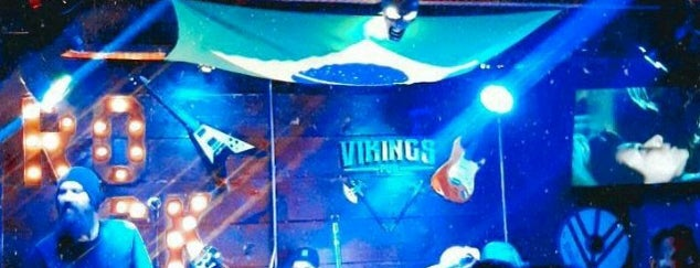 Vikings Pub is one of Goiânia.