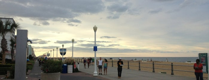 Virginia Beach Boardwalk is one of DC - Must Visit.