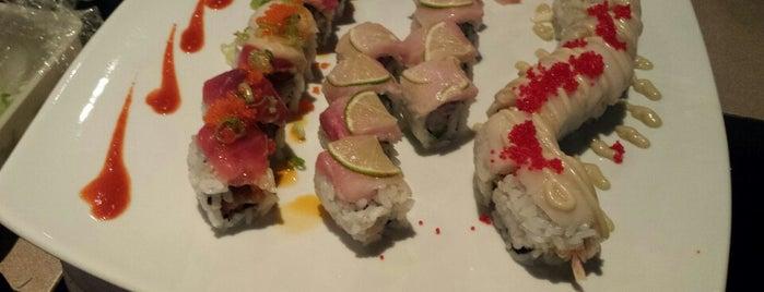 Soho Sushi North is one of Locais salvos de Ben.
