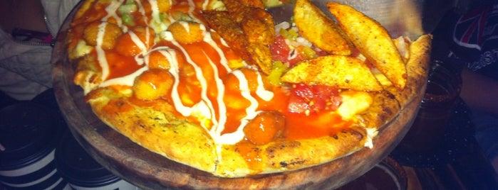 Pizza del Perro Negro is one of Comer bien, en lugares bonitos y como plus baratos.