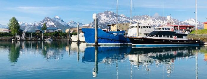 Valdez Harbor is one of Jen Randall in Alaska.