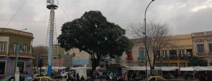 Feria de San Pedro Telmo is one of Orte, die Juan gefallen.