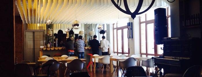 New Gudauri Restaurant Lounge is one of Marat'ın Beğendiği Mekanlar.