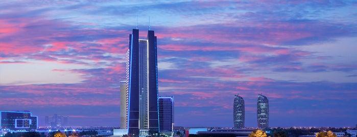 Dusit Thani Abu Dhabi is one of Orte, die Jay gefallen.