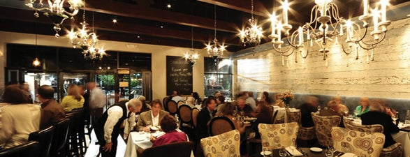 Etoile Cuisine et Bar is one of Houston Eats.