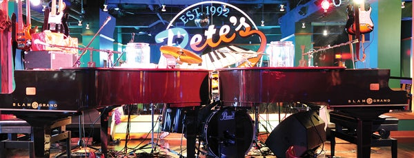 Pete's Dueling Piano Bar is one of Houston 2015.
