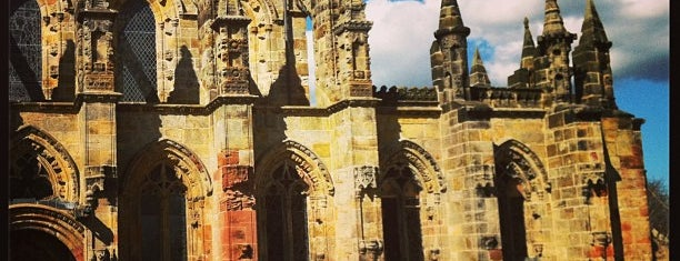 Rosslyn Chapel is one of When you travel.....
