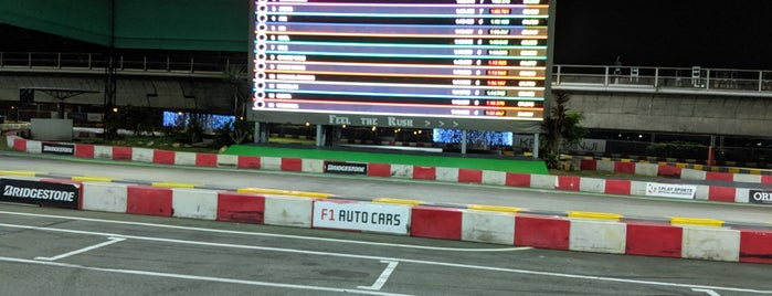 KF1 Karting Circuit is one of Singapore.