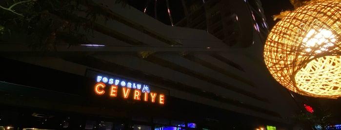 Fosforlu Cevriye is one of İzmir Restaurant.