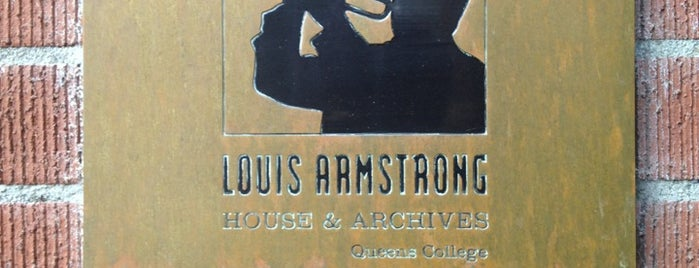 Louis Armstrong House Museum is one of #QUEENSLOVESuberX.