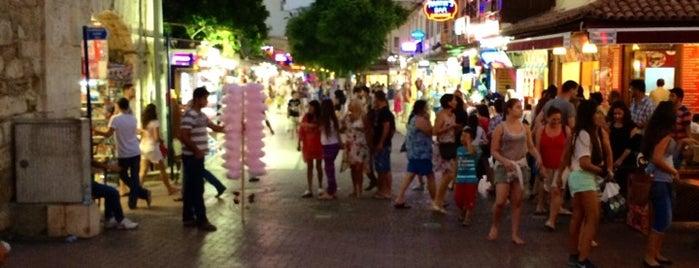 Sağlık Caddesi is one of Kuşadası ...