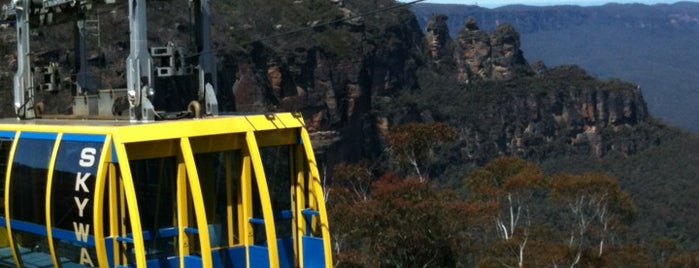 Scenic Skyway is one of Aussie Trip.