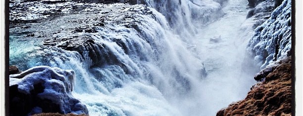 Gullfoss is one of Islandia 2014.
