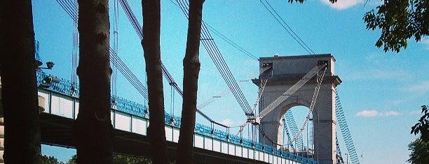 Pont du Port à l'Anglais is one of Fuat'ın Beğendiği Mekanlar.