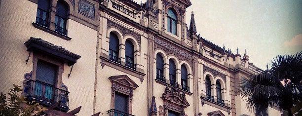 Hotel Alfonso XIII is one of Hoteles en España.