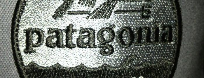 Patagonia is one of Tempat yang Disukai Yvonne.