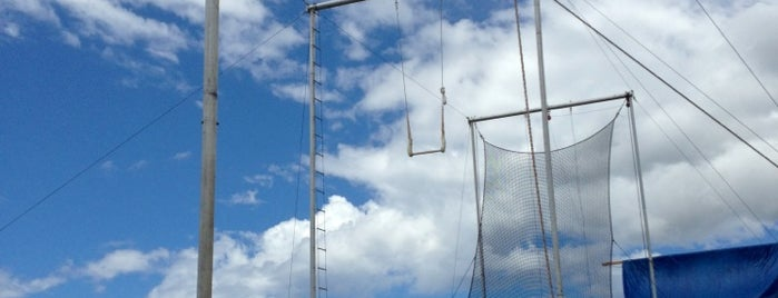 Emerald City Trapeze & Aerial Classics is one of Maui.